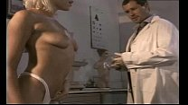 Anastasia Blue gets her vital signs checked by ...