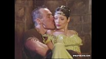 Cleare and Jyulia, DP Orgy with the Gladiators ...