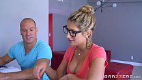 study a needs ames august nerd sexy - Brazzers