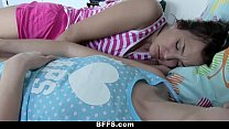 bffs   step dad fucks daughter and her friends