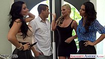 Wives Jessica Jaymes, Phoenix Marie and Romi Ra...