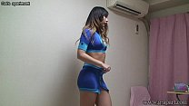Japanese Glamour Girl Switch from Lingerie to R...