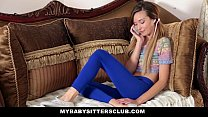 bf her with out making caught sitter baby skinny - Mybabysittersclub