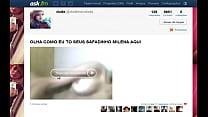 Duda - @dudlnhasafada Vazou na Net - ask.fm Ofi...