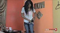 Porno Casting Interview mit der Studentin Lexxy...