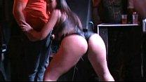 (1) dançarina recife) em club ibiza (no melância Mulher