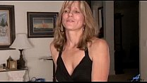 Solo MILF toying