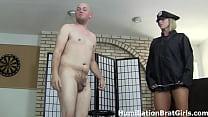 Rapture punishes her slave
