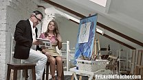 Tricky Old Teacher - Dirty old teacher Vlada porn videos