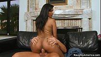 Hot Latina Fucked On Couch thumb