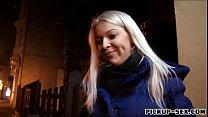 Euro masseuse Karol Lilien having hardcore sex for cash porn videos