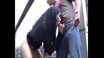 Allemande se fait baiser sur l'autoroute porn videos