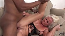 Mature sexual anal screaming wants that big coc...
