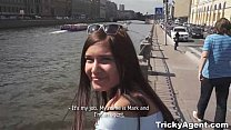 Tricky Agent - Welcoming tube8 Foxy teen porn r...