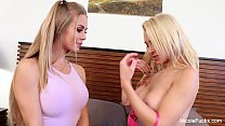 nicole aniston and alix lynx threesome