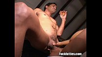 Fat Ebony Deepthroating Cock Sucker Get Hard Fu...