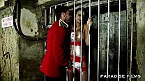PARADISE FILMS Jasmine Jae is a Creampied sex s...