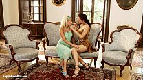 divan delights by sapphic erotica   lesbian love porn with andy   hailee