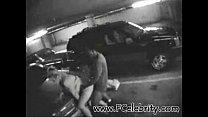parking in sex having Caught