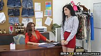 Brazzers - Hot And Mean - Lick A Boss scene sta...