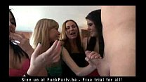 Horny Bachelorette gets FUCKED!