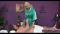 Courtney Taylor massage