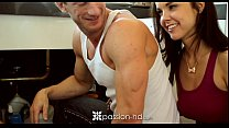 HD Passion-HD - Plumber is laying some pipe to cute little client Dillion Harper - download porn videos