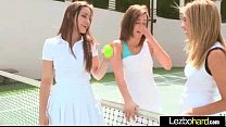 (Dani Daniels & Malena Morgan & Lia Lor) Hot Naughty Girls Make Love In Hot Lez Scene movie- porn videos