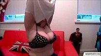 Порно с красотками в штанах толстый член видео
