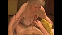 older amateur granny. old very a on Facial