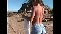 israel in hitchhiking anal russell Naomi