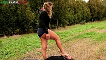 TheVoyeur Ep1 Part 2- Barefoot Licking in the O... thumb