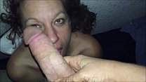 MILF  gets facefucked