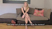 FakeAgentUK Amateur tattooed model desperate to...
