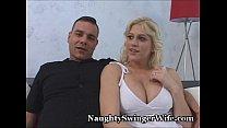Секс с шикарной женщиной на скрытую камеру