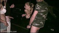 daring public gang bang orgy with big tits star krystal swift