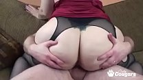 Big Booty Bitch Naomi St Claire Rides A Little ...