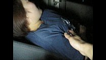 Japanese Amateur BBW Wife(EX girl friend) - CarSex(homemade) porn videos