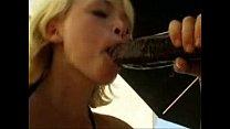 Anastasia Blue Choking on Big Black Cock