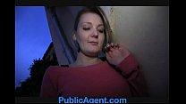 PublicAgent Meggie seetles for Sex for Cash beh...