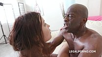 fuc... anal 100% the for interracial goes dee Roxy