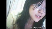Innocent Asian Teen GFs!