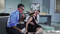 (julia ann) Busty Hot Girl Hard Banged In Office video-17 - download porn videos
