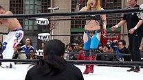 2013.1.27NTW新台灣娛樂摔角聯盟  鬥魚 vs Apple M...