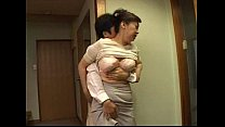 Japanese step mom milf with big tits getting pl...