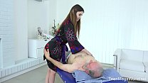 Old-n-Young.com - Elle Rose - Exciting full bod...