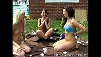 obey strip play debz & charlotte Bex,
