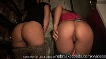 dirty chicks in the back room of an ybor city club