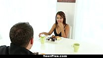 TeenPies - Mexican Cutie Wants Creampie For Des...