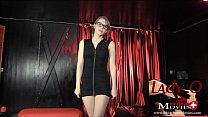 Training Der Lady O - Tag 1 Mit Nina 18J. - Spm Nina19Tr05